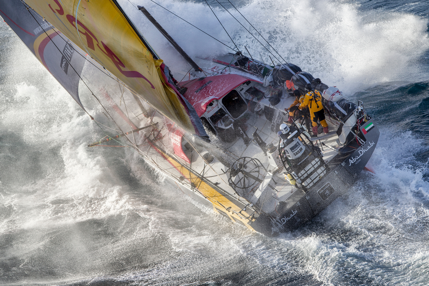 Volvo Ocean Race 2017 18 Route Refreshed Volvo Ocean Race